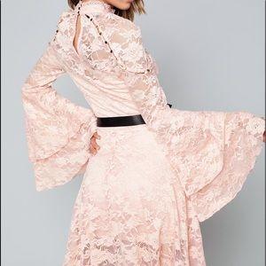 bebe Dresses - Bebe Mackenzie flare dress